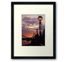 See The Light Of Day Framed Print