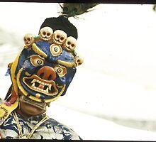 tibetan cham dance 1 by moyo