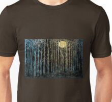 Caged Moon Unisex T-Shirt