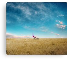 Breaking Bad Caraban Canvas Print