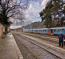 train station by savas