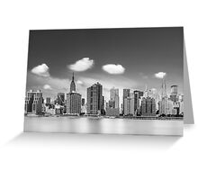 Midtown Manhattan (NYC) Greeting Card