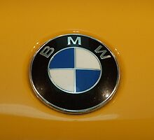 BMW logo by Stephen Scott-Robertson