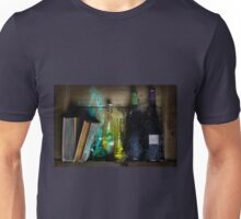The Alchemist's Library Unisex T-Shirt