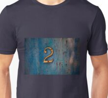 Lucky Number 2 Unisex T-Shirt
