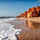 Cape Leveque Sunset by Mieke Boynton