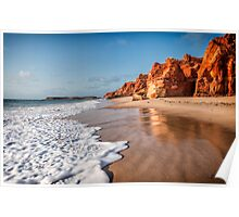 Cape Leveque Sunset Poster