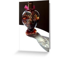 Refracted Light Greeting Card