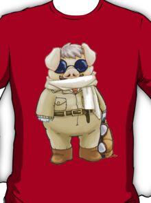 Porco Rosso by Studio Ghibli T-Shirt