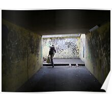 Passing Through the Underworld Poster