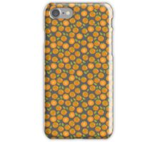 Persimmon pattern iPhone Case/Skin