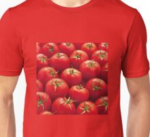 Tomato Red Unisex T-Shirt