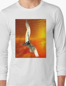 FLYING TO THE SUN Long Sleeve T-Shirt