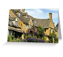Jewel of the Cotswolds  Greeting Card