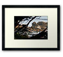 Cape Scott .. Vancouver Island Framed Print