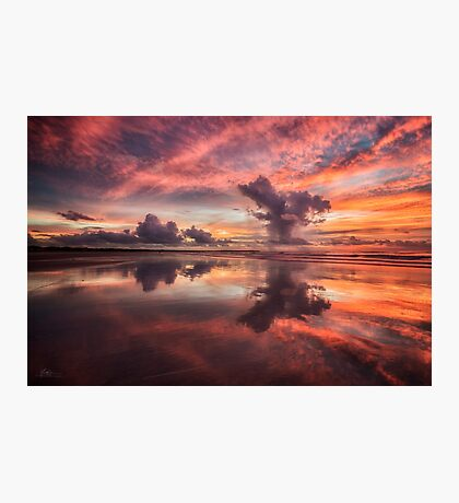 Rorschach Reflections Photographic Print