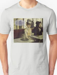 most boring date ever T-Shirt