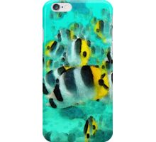 Tropical Fish - Schools Out iPhone Case/Skin