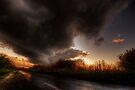 Stormy Skies by Nigel Bangert