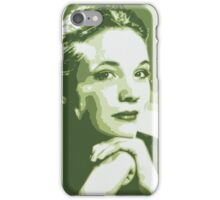 Julie iPhone Case/Skin