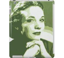 Julie iPad Case/Skin