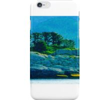 Alaska Shore iPhone Case/Skin