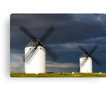 """The Route of """"Don Quijote"""" Canvas Print"""