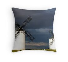 "The Route of ""Don Quijote"" Throw Pillow"