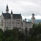Neuschwanstein Castle, Bavaria, Germany. by missjanem111