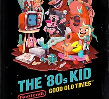 THE 80s KID by Manuel Kilger
