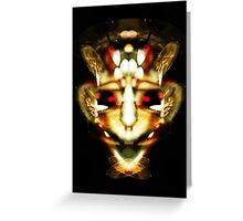 Made Of Gold Greeting Card
