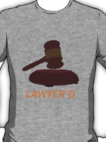 Lawyer'd by Marshall - HIMYM T-Shirt