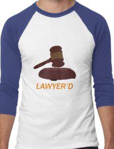 Lawyer'd by Marshall - HIMYM Men's Baseball ¾ T-Shirt