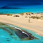 Simos beach - Elafonissos island by Hercules Milas