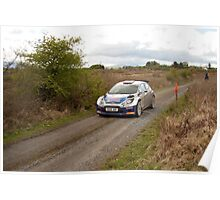 Rally of The Lakes 2010 - Craig Breen Poster