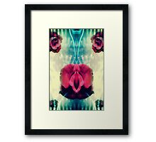 In The Interest Of Time Framed Print