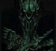 Sauron by SinisterSix