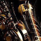 Sax by Alan McMorris