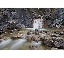 water pools Photographic Print