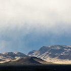 The San Mateo Mountains by Mitchell Tillison