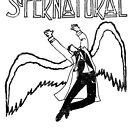 Supernatural Thrusting Angel by murphy26