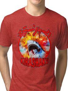 Killer Shark! Tri-blend T-Shirt