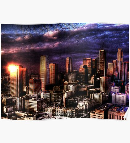 The City of Angels Poster
