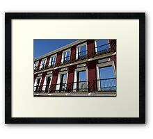 Windowless Framed Print