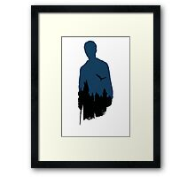 The boy who lived. Framed Print