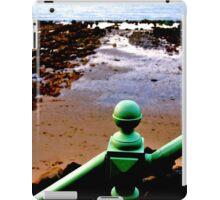 Green Rail iPad Case/Skin