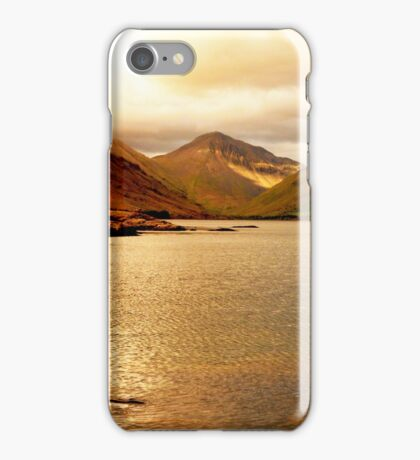 Lake district national park iPhone Case/Skin
