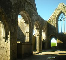 Ross Errily Friary by kdilts