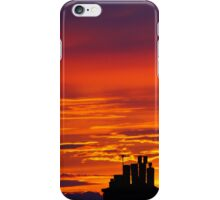 Untouched Rooftops iPhone Case/Skin