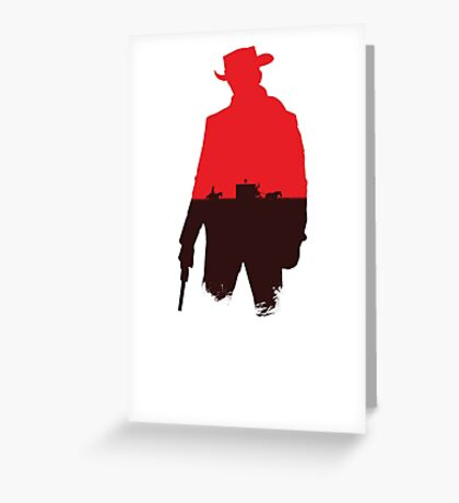 Unchained? Greeting Card